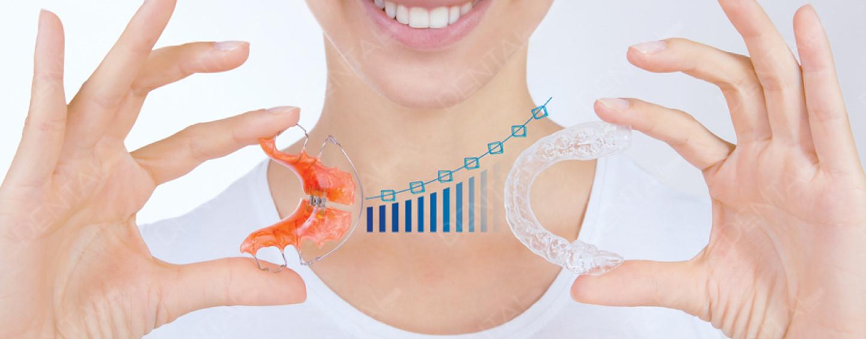 evolucion de la ortodoncia estetica