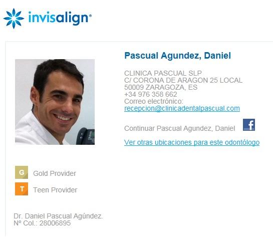 Clínica Dental Pascual. Invisalign