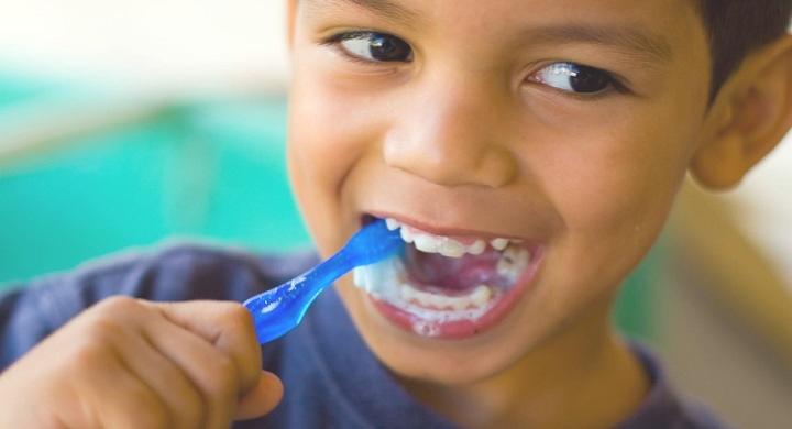 Pastas dentales para niños